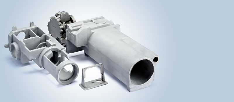 Castings for defence industry