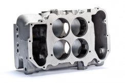 Carburettor housing
